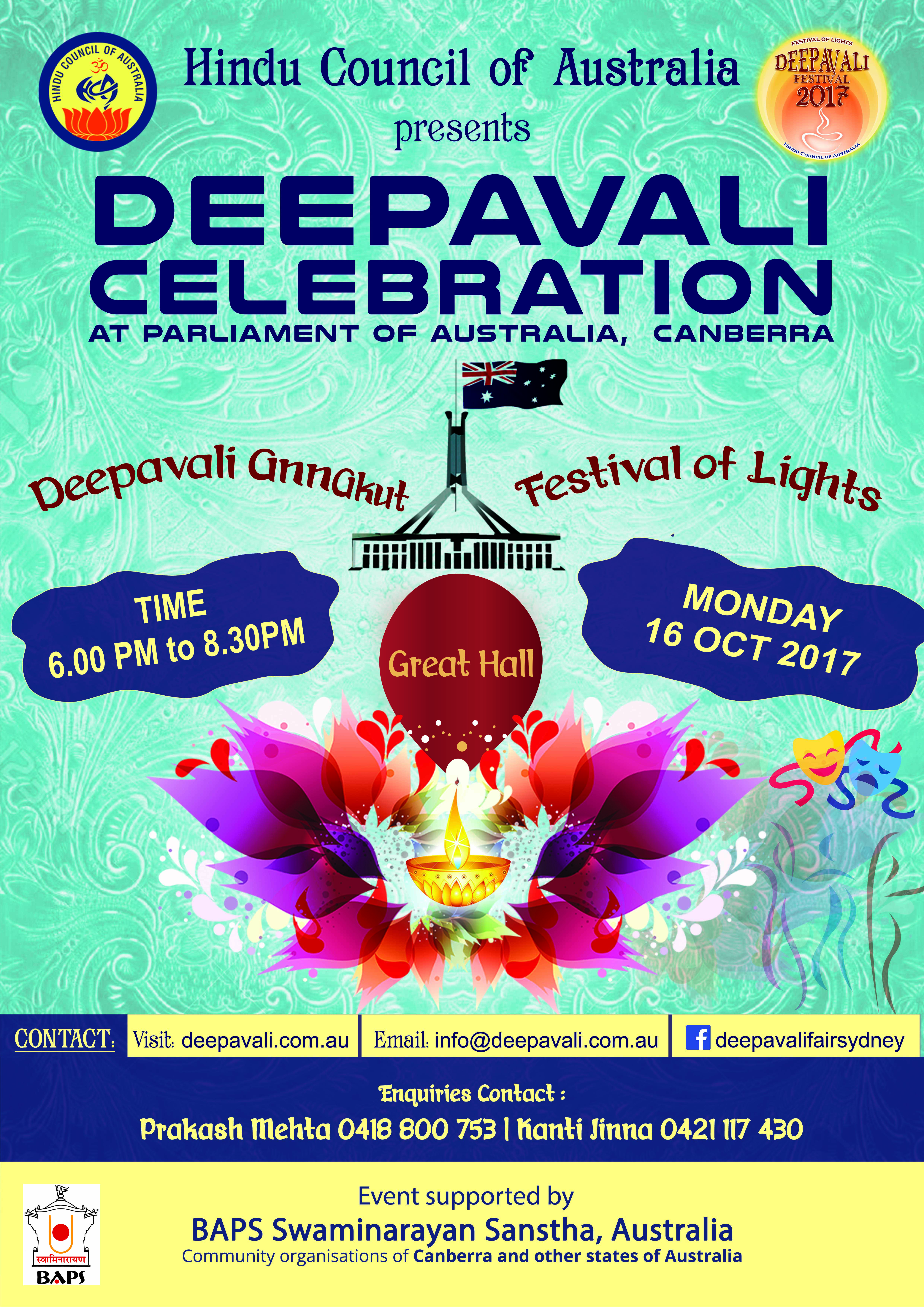 Canberra Event